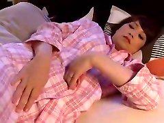 Crazy anak and ayah sex slut Natsuki Mochida in Incredible Solo cute hot sex first time JAV clip
