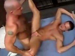 Zak Spears Prison Fucks Trey Casteel Vintage 90s porn