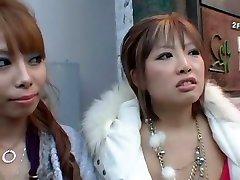 Horny Japanese slut in Best Swallow, chinese candal JAV scene