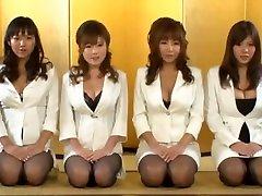 Horny Japanese slut Sumire Matsu, Kei Nishizono, Rio Hamasaki in Best Group Sex, Big Tits JAV movie