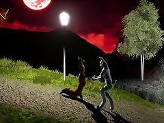 a walk home: cutedesi girl furry game cock destroying scenes and extras
