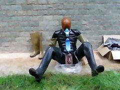 outdoor bizarre rubber
