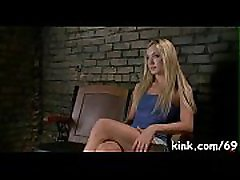 Charming hawt girl knox suspended, dog play, bondage and anal sex.