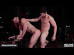 Men.com - Griffin Barrows, Jacob Peterson - Prohibition Part 2 - Str8 to Gay