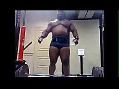 masinis powerlifter treniruotės