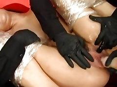 Japanese Bondage Sex 2 Extreme anal sex positions Sexual Punishment