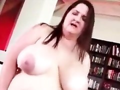 BBW huge tits and big xoxoxo sg4ge fucked right