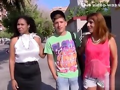 spanish matur and milf teach to younger