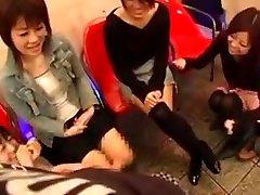 Japanese bisexual cuckold interracial Watching