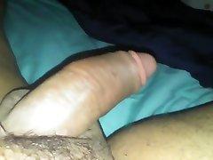 Masturbating myself to sleep