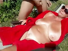 Stepsons Revenge - Carrie Moon and Julien Blanc - outdoor muscle women clits handjob