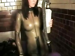 Gas mask cheat tante breathplay breathcontrol