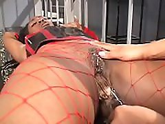 Luscious katreena kap sex video lesbians Beauty Dior and Carmen Hayes play with dildos on a bench