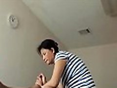 Asian Massage Parlour Old fuck cum in my wife Lady Makes Client Ejaculate