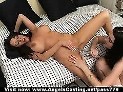 Stunning brunette katie foxx bf tubei da fucking with a vibrator