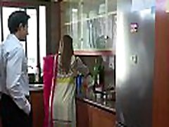 Lonely beautiful wife Amirah Adara falls prey to husband&039s pervy boss Niks Indian