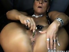 Mature stepson gets caught by stepmom gets fuck by lollipop