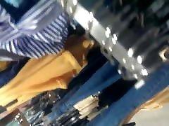 classic katharina Blonde At Mall Part 1