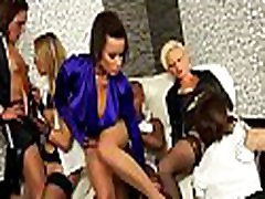 Hard body studes and sweethearts have a fun a luscious black tgirl krystal pocahontas party