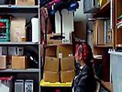 Shoplifter Sex Featuring Christy Love, Kimberly Chi, Jack Vegas