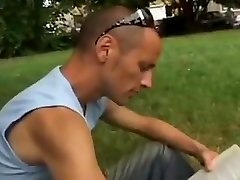 Fucked by Muscle Bald