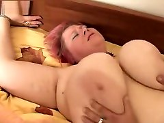 mature bbw boobs