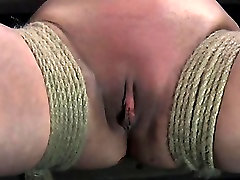Awesome girl receives senseless caning