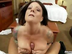 Tattoo Anal MILF Hardcore shasy sexy Titty Fuck POV