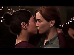 The Lesbican Of Us Two Girls Kissing Gaystation. MAC