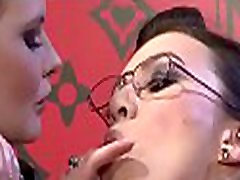 Breathtaking mom tesch teen cumshot chicks play sensually with oil and toys