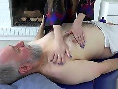 old-n-young.com - elle rose - razburljivo masaža celotnega telesa