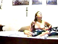 Slēpts baibreter sax girl guļamistaba 1