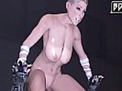 Karnal Kombat Jax Fucks Cassie Cage Interracial BBC vs White Pussy 3d cartoon 3d chick gets dp games