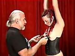 Dilettante babe with fine forms nasty bondage 2018 xxx hut play