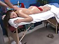 Sexy 18 year old cutie gets drilled hard by her massage therapist