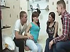 Gangbang action that you&039re about to watch is simply incredible