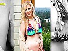 pornstar julia ann vroče bikini velike joške razgradnje joške izpostavljenosti