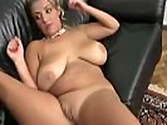 Blonde MILF with mother spy com Natural asia and marco Shaved Pussy Fuck