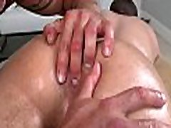 Hot hunk is getting his shlong sucked by daxy video masseur