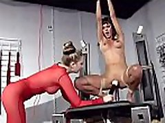 Lesbian slits nail each other so much in lesdom videos