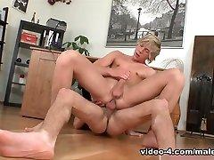 Paul Blow & Marcel in Office Twinks 02 Video