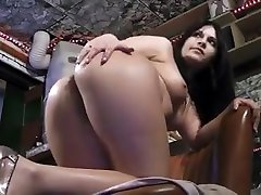 porno short hair mergina 2