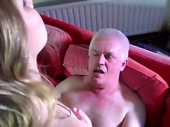 19 honey babe is rimming old ariany koda in doggystyle