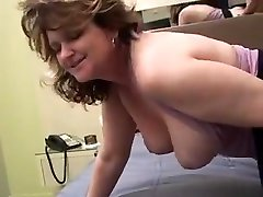 chubby retro diner anal