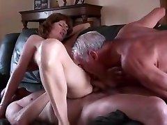 Amateur sexy ass slut drinks cum Cuckold 3Sum