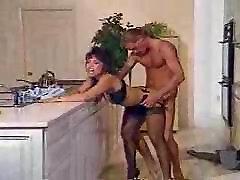 wild deepthroat giant tits woman