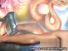Hung Latino Gay Sex Threesome - BrazilianStudz