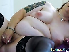 Chubby mujra xxxgazal whore Tiger is totally into rubbing her bald pussy