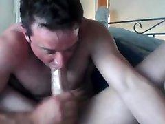 Sensual selfsuck hunk