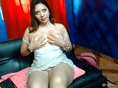 naked MILF - big ass aunty Latina 1